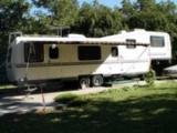 1988 Argosy 5th Wheel Travel Trailer