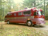 1947 Flxible Clipper Bus Conversion Motorhome