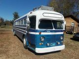 1951 GMC 3301 Bus Conversion Motorhome