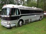1957 GMC 4104 Bus Conversion Motorhome