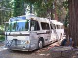 1963 GMC 4106 Bus Conversion Motorhome
