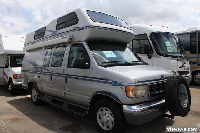 Popular Class B Motorhome 4x4 Which Used Motorhomes