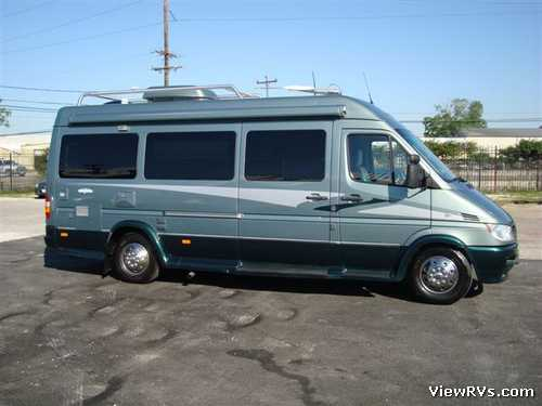 Fred's Airstream Archives @ ViewRVs com - 2005 Airstream