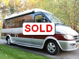 2007 Airstream Interstate Class-B Motorhome