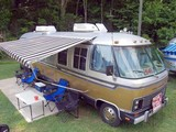 1982 Airstream Hearse / Funeral Coach Motorhome