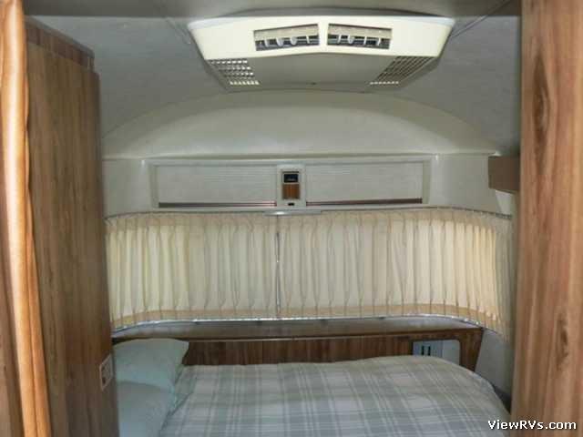 Viewrvs Com 1983 Airstream 310 Classic Motorhome Class A J