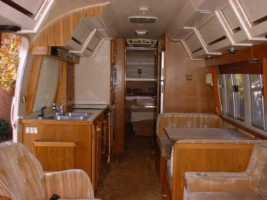 Fred's Airstream Motorhome Class A Archives - 1985 Airstream 345 (C)