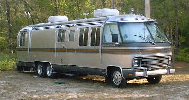 Fred's Airstream Motorhome Class A Archives - 1985 Airstream