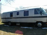 1987 Airstream Executive Van/Bus Motorhome