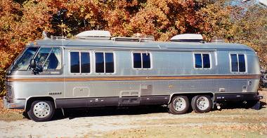 1988 airstream 325 classic motor home a for Classic house 1988