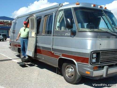 1990 airstream 250 classic motorhome class a d for Classic house 1990