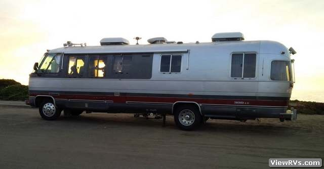1991 airstream classic motorhome 300 le c for Classic house 1991