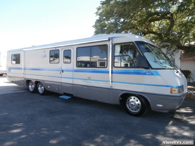 1992 Airstream Land Yacht 36 Motorhome A Viewrvs Com