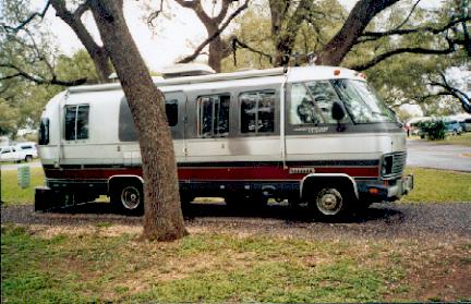 Fred 39 s airstream motorhome class a archives 1992 classic for Classic house 1992