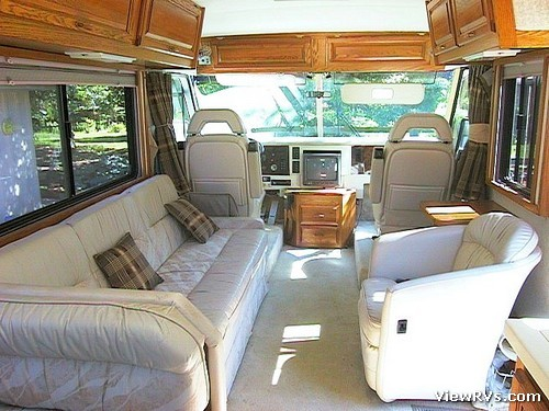 1994 Airstream Land Yacht 35 Diesel Pusher Motorhome Class A C Viewrvs Com