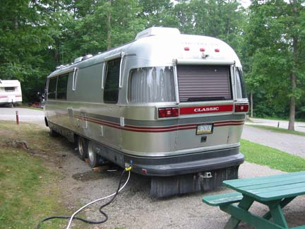Fred 39 s airstream archives 1995 airstream motorhome class for Classic house 1995