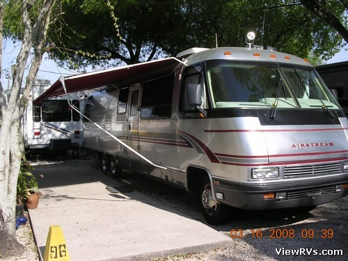 1995 airstream classic 36 motorhome class a d for Classic house 1995