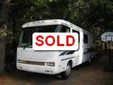 1997 Airstream Cutter Bus 35' Diesel Pusher Motorhome