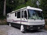 1998 Airstream Cutter Diesel 35' Class A Motorhome