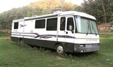 1998 Airstream Cutter Diesel 35' Slide-Out Class A Motorhome
