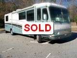 1999 Airstream Cutter Diesel Single Slide-Out motorhome
