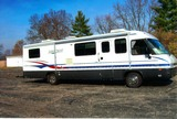 2000 Airstream land Yacht 35' Wide Body Diesel Pusher Class A Motorhome