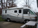 2002 Airstream Land Yacht 26' Class A Motorhome