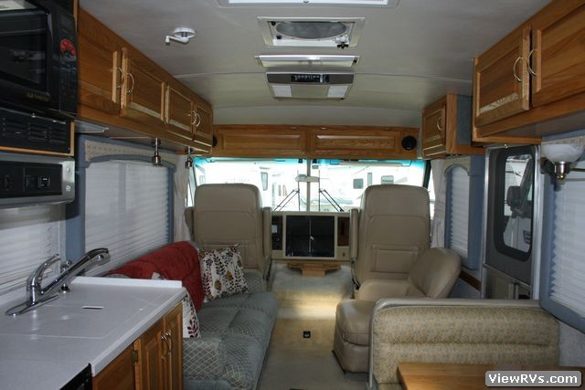 2004 Airstream Land Yacht 30 Motorhome A Viewrvs Com
