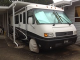 2004 Airstream Land Yacht 30 Gas Class A Motorhome