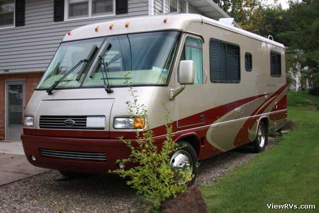 2004 airstream land yacht 26 39 class a motorhome a. Black Bedroom Furniture Sets. Home Design Ideas