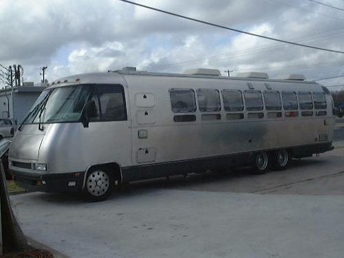 Fred 39 S Airstream Archives 1996 Airstream 36 Custom Coach A