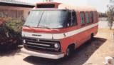 1976 Argosy 20 Shuttle Bus