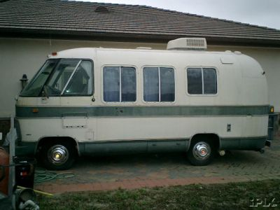 Viewrvs Com 1977 Airstream Argosy 20 Motorhome B