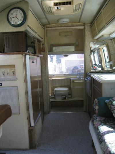 1977 motor home 454