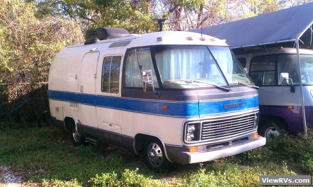 Fred S Airstream Archives Viewrvs Com 1977 Airstream Argosy 20