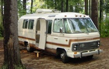 1978 Airstream Argosy 24' Class A Motorhome