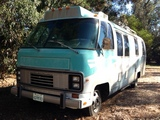 1978 Airstream Argosy Shuttle Conversion Class A Motorhome