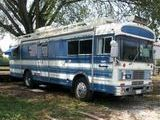 1977 Blue Bird Wanderlodge 33 Motorhome