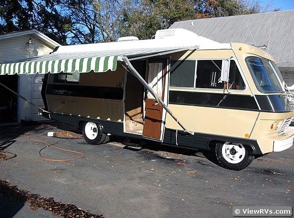ViewRVs com - 1973 Cabana 24' Motorhome (A)