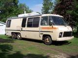 1973 GMC Canyon Lands Motorhome 26' Class A