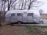 1947 Airstream Travel Trailer Liner