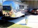 1952 Airstream Travel Trailer Flying Cloud