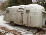 1955 Airstream Travel Trailer Flying Cloud 22'