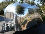 1958 Airstream Travel Trailer Pacer