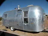 1959 Airstream Travel Trailer Flying Cloud 22'