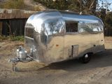 1960 Airstream Travel Trailer Caravel