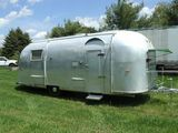 1962 Airstream Trade Wind 24' trailer