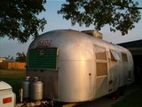 1963 Airstream Overlander Travel Trailer