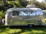 1964 Airstream Travel Trailer Globe Trotter