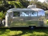1964 Airstream Travel Trailer Globe Trotter